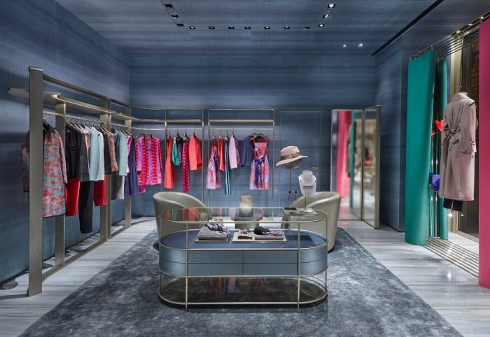 Armani: a new boutique in Florence