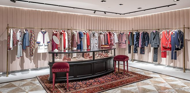 97d70d059cf Gucci Flagship Store at Paragon Reopens with a Complete Facelift ...