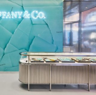 Tiffany & Co opens Covent Garden Style Studio