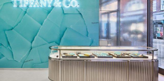Tiffany & Co opens Covent Garden Style Studio