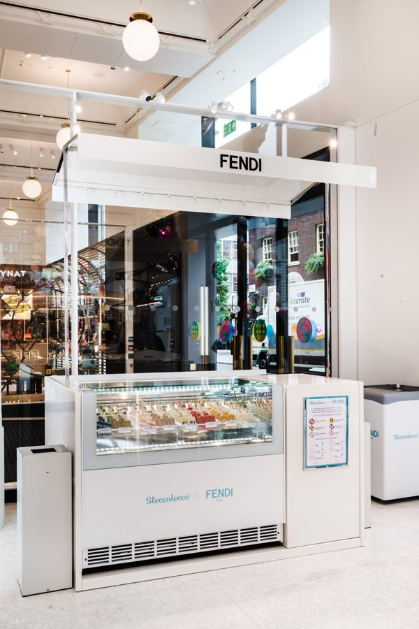 483ceaac4b9d Selfridges Corner Shop welcomes FENDI Kiosk