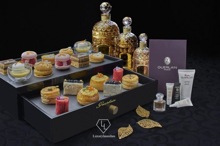 Guerlain #190yearsofcreation Afternoon Tea