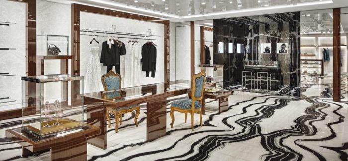 Dolce & Gabbana's London flagship