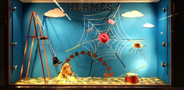 Hermès Spain autumn 2018