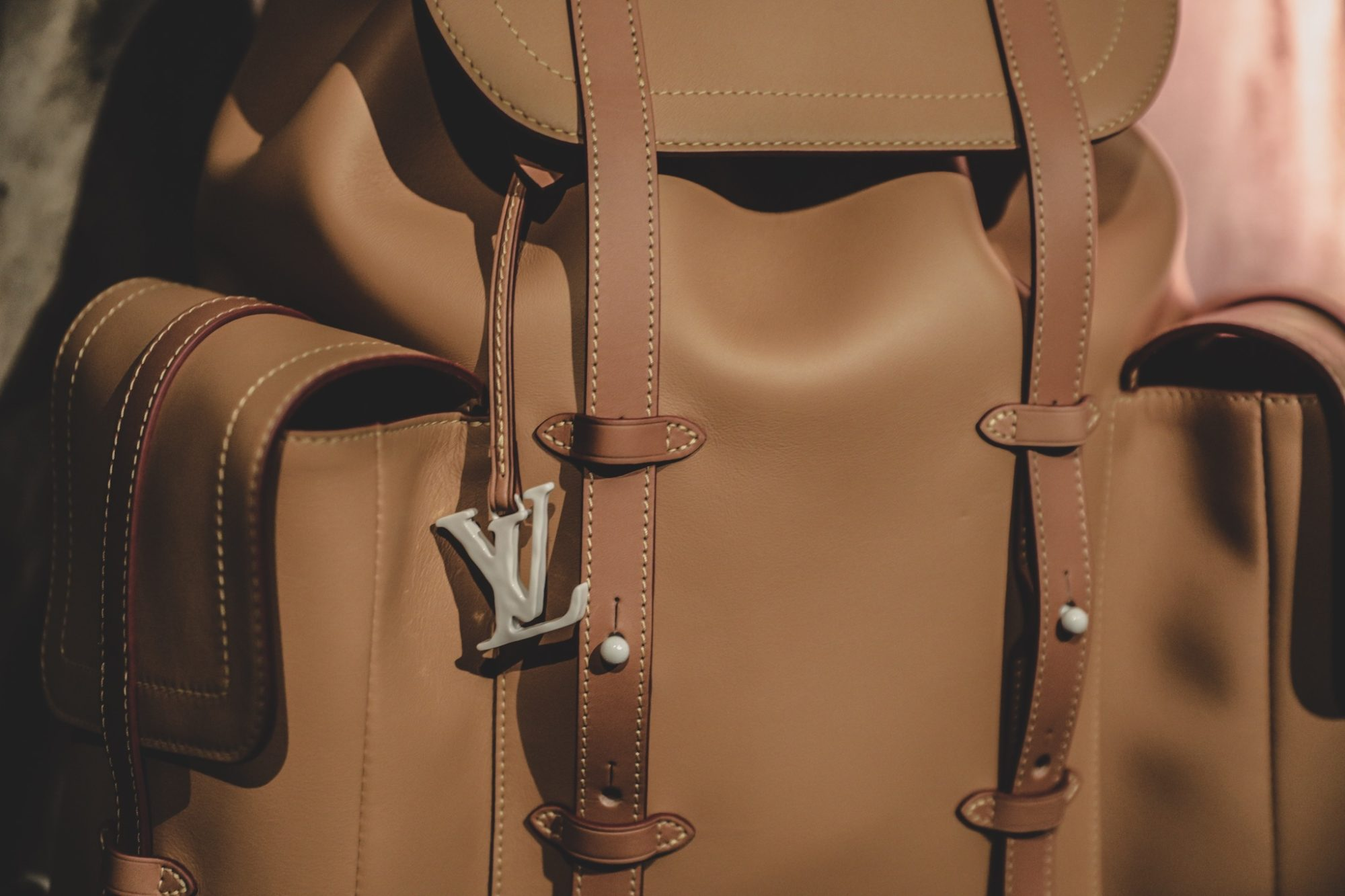 5ea2025d0486 ... be displayed at the pop-up including  the newest version of the iconic   Christopher  backpack