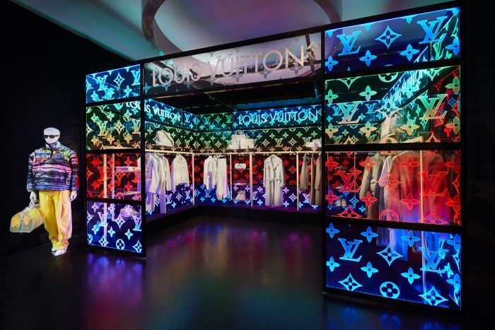 Louis Vuitton London Pop-up