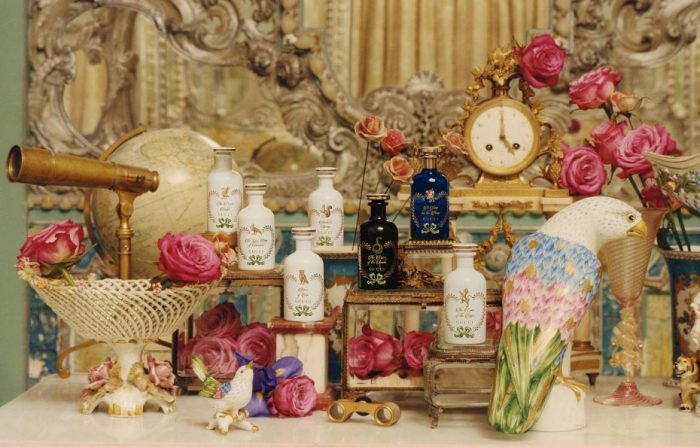 'The Alchemist's Garden' by Gucci