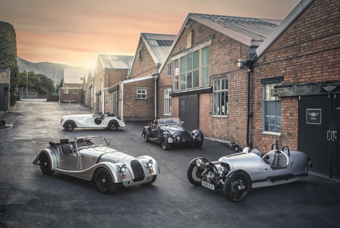 MORGAN MOTOR COMPANY 110TH ANNIVERSARY