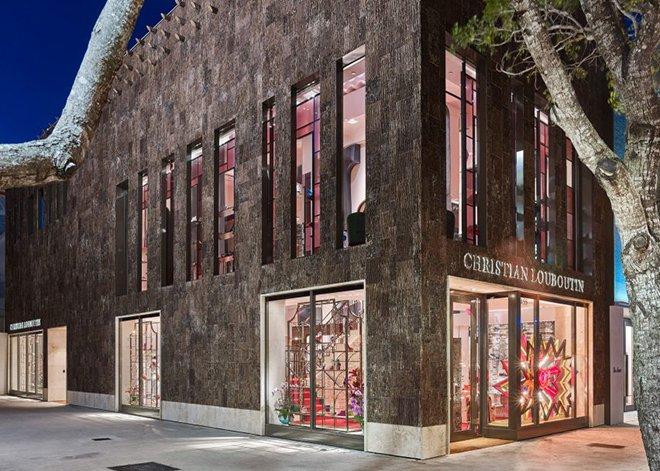 Christian Louboutin's Miami Flagship