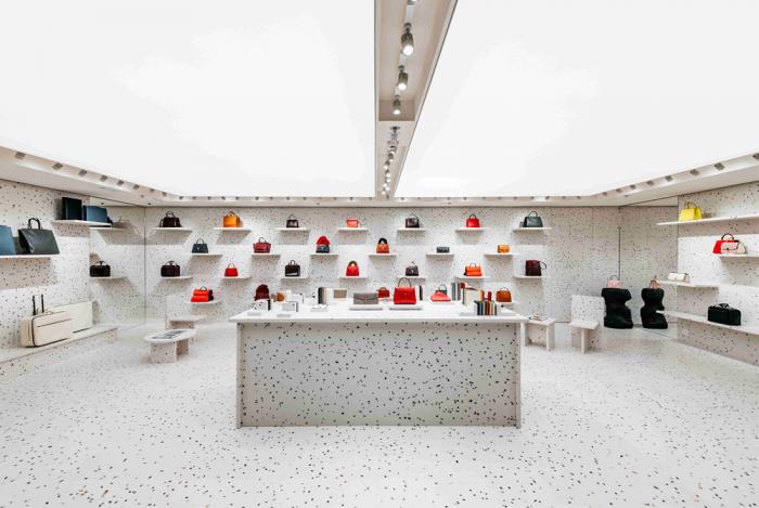 Valextra's new boutique
