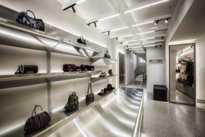 Moschino flagship store Paris