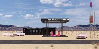 YSL Beauty Station