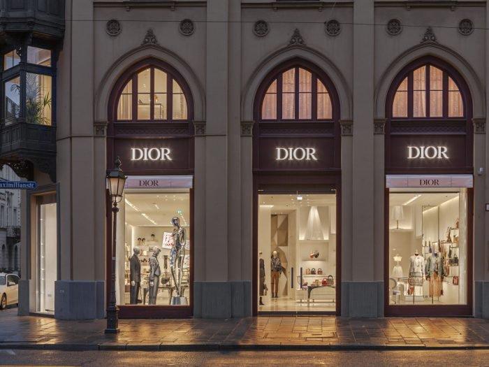 Dior Opens New Flagship in Munich
