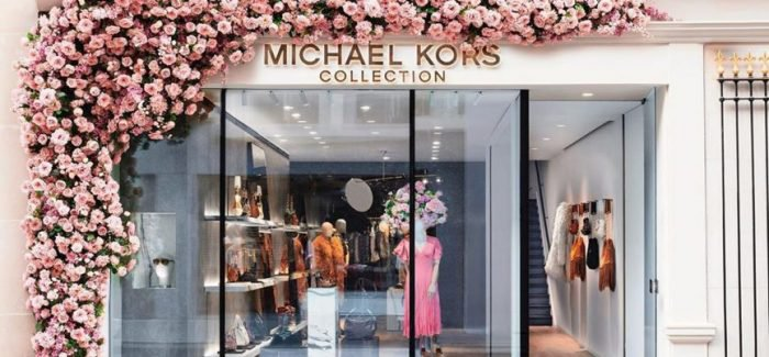 Michael Kors opens on Old Bond Street