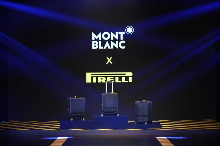 Montblanc x Pirelli