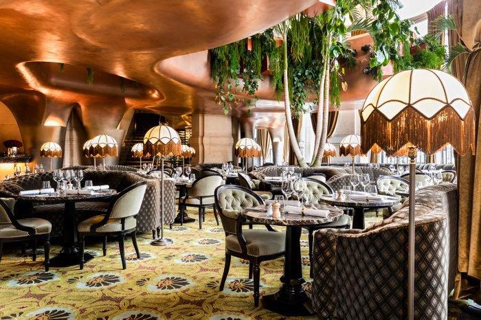 Restaurant Coco, the return of the roaring twenties