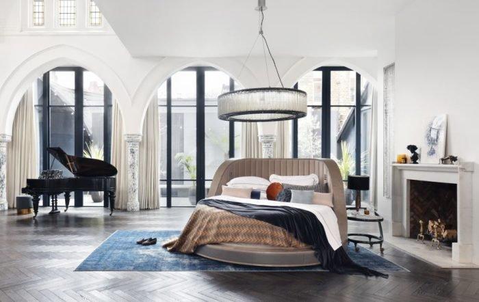 Three Sixty rotating bed