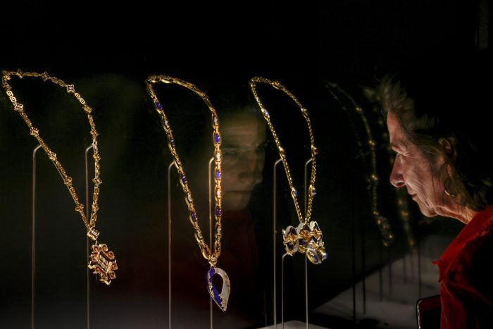 "The exhibition ""Bvlgari, the story, the dream"""