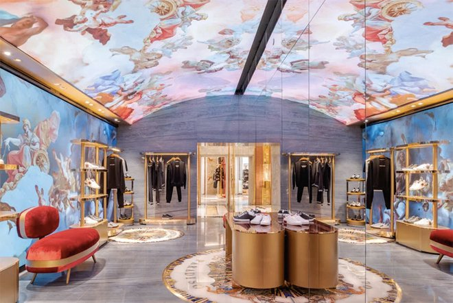 Dolce & Gabbana Rome store