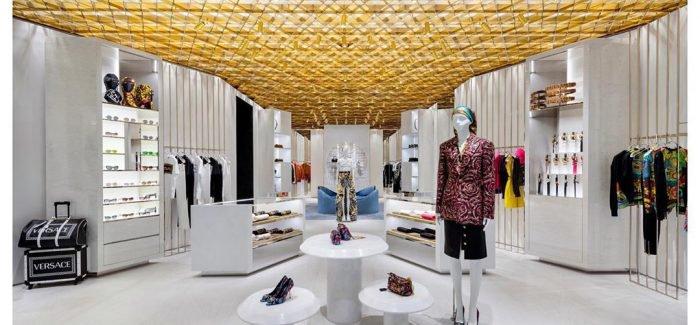 Versace Debuts New Beijing Flagship