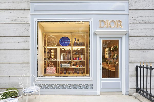 The Dior Maison, Paris