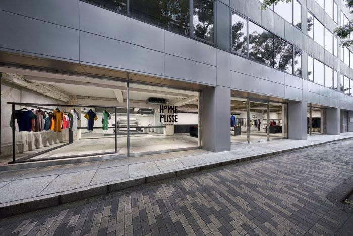 HOMME PLISSÉ ISSEY MIYAKE FLAGSHIP STORE