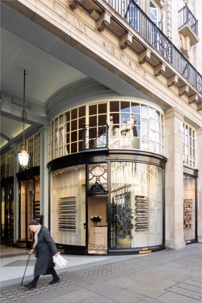 Aesop Store By Studio Luca Guadagnino Luxury Retail