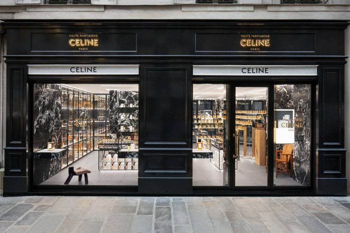 CELINE OPENS NEW BOUTIQUE IN THE HEART OF PARIS
