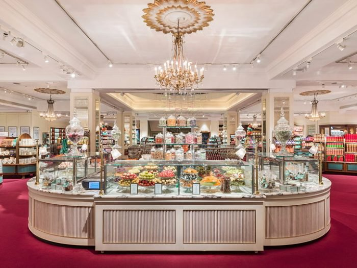 Fortnum & Mason's 'World of Confectionery'