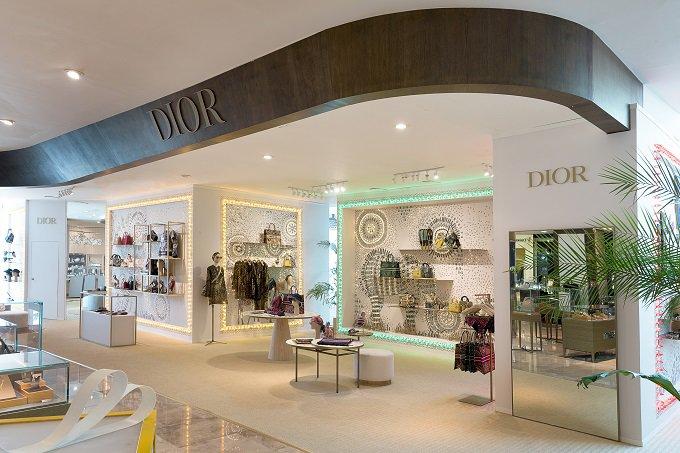 Dior Pop-Ups in Tulum and Cancun