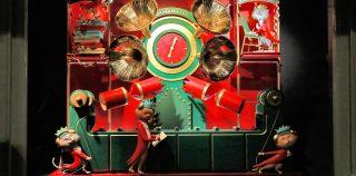Fortnum & Mason unveils 2019 Christmas Windows