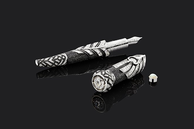 The Montblanc High Artistry
