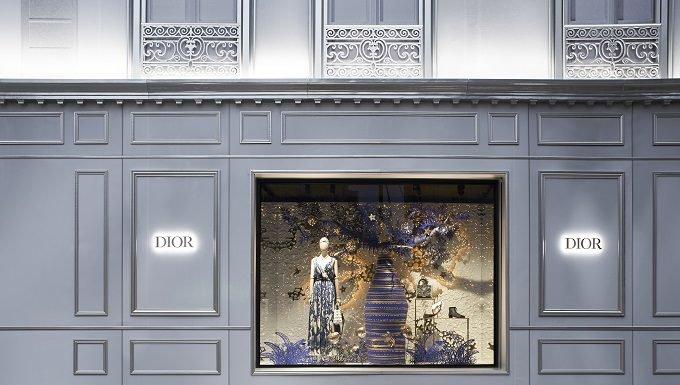 Dior 30 Avenue Montaigne, Paris