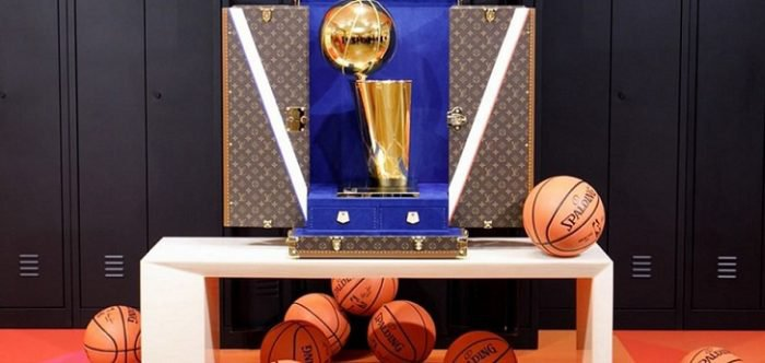 Louis Vuitton & NBA