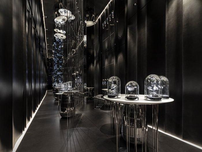 Showroom for Âme, New York