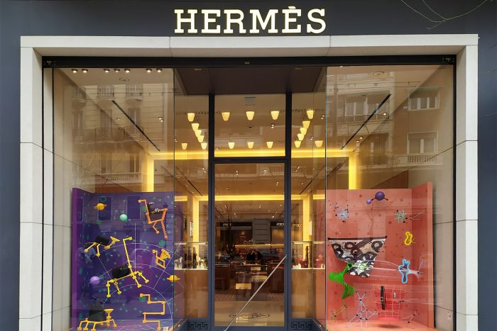 """From inspiration to innovation concept"" by Kiki Van Eijk to Hermès Spain"