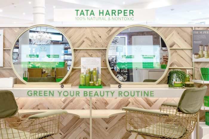Tata Harper pop-up, Dublin