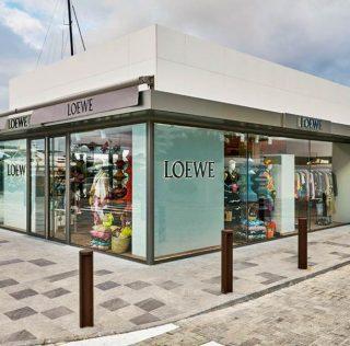 Loewe opens Pop-Up Store in Ibiza & Saint Tropez