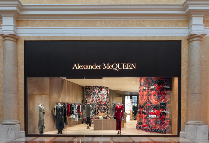 Alexander McQueen, Las Vegas