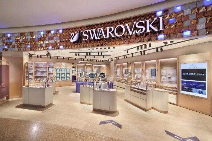 Swarovski 'Crystal Studio'