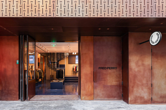 Fred Perry Flagship Store