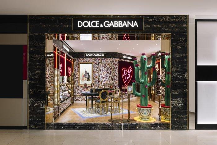 Dolce & Gabbana Beauty flagship store opening