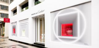 """Pasha de Cartier"" pop-up store"