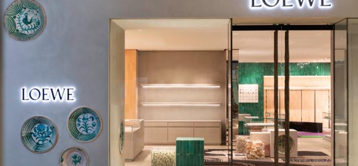 Loewe Store Opening in Los Angeles