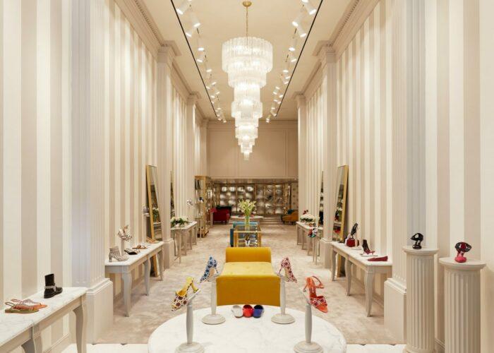 Manolo Blahnik Flagship Store New York