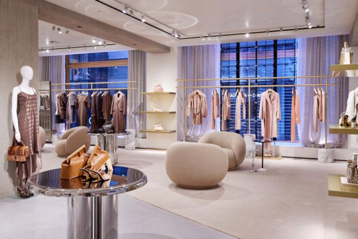 Fendi opens new New York flagship