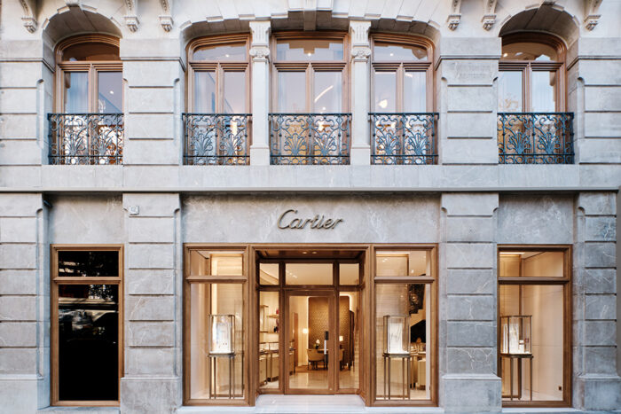 Cartier opens a new Boutique in Palma