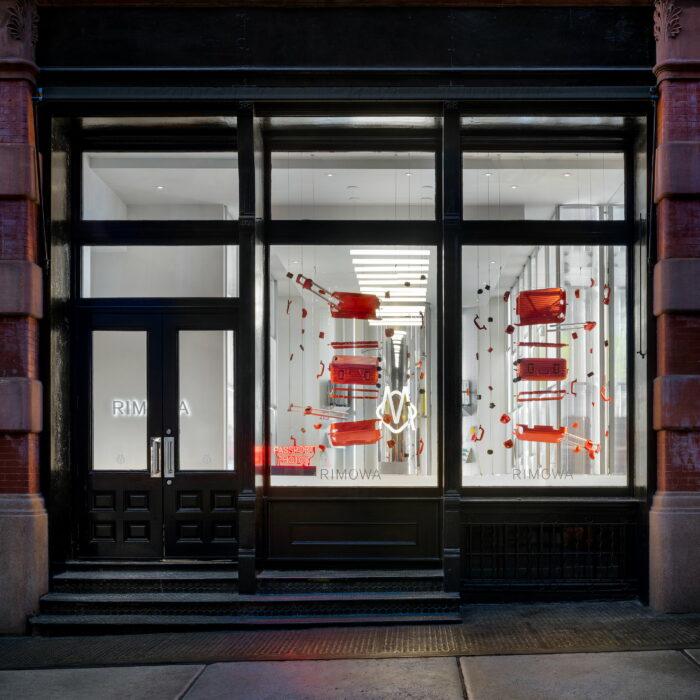 Rimowa Store Opening